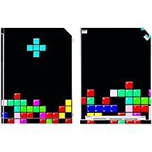 "'Disagu Design Skin para Nintendo Wii pie–Diseño Tetris No. 1"""