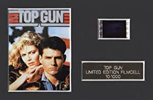 Tom Cruise TOP GUN Limited Edition Film Cell m