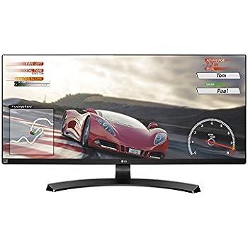 "LG 34UM68-P Écran PC LED IPS - 34"" - 21:9 - 2560 x 1080 - 300cd/m² - 5ms - Noir (DP, 2xHDMI)"