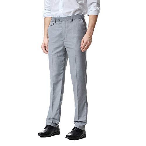 ITISME Jeanshosen Männer-Taschen-Overall-beiläufige Taschen-Geschäfts-zufällige Arbeits-zufällige Hosen-Hosen