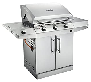Char-Broil Performance Series T36G5 - 3 Brenner Gasgrill mit Seitenbrenner, Edelstahl. (B00GHDXPWY)   Amazon Products