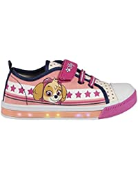 Zapatillas con luz Skye Patrulla Canina + Regalo Bolígrafo Paw Patrol