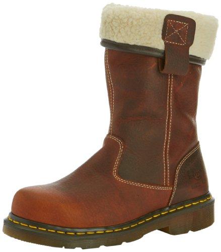 Dr. Marten's Rosa, Women's Safety Boots, Teak, 5 UK