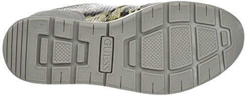 Guess Fllce3 Sue12, Sneakers basses femme Olive