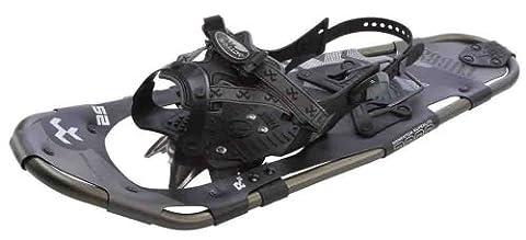 Tubbs Schneeschuhe Herren Mountaineer Schneeschuhe, Black/Gun Metal