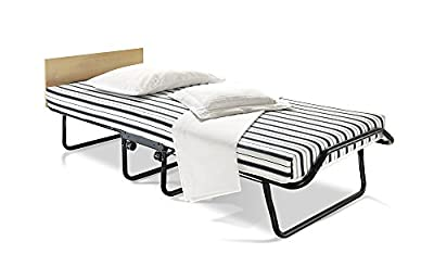JAY-BE Venus Folding Guest Bed with Dual Density Airflow Mattress