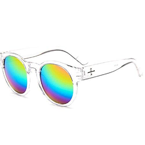 O-C Damen Sonnenbrille Mehrfarbig Mehrfarbig