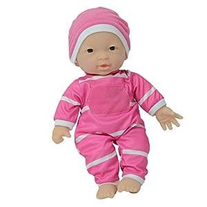 """The New York Doll Collection- Cuerpo Suave Pulgadas en Caja de Regalo-Muñeca bebé de 11""""(asiático), Color (10325096)"""