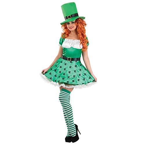 Fun Shack Damen Costume Kostüm, Classic Leprechaun, Größe S