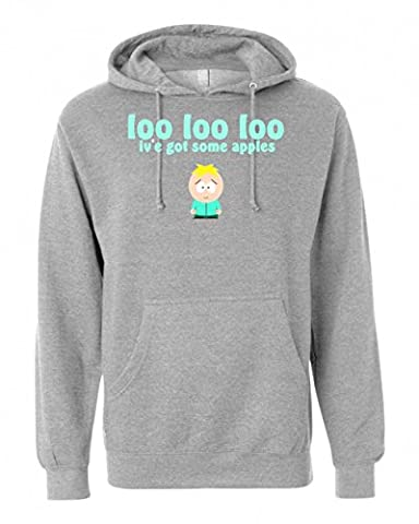 Butters Loo Loo Loo South Park T-Shirt Unisex Pullover Hoodie Medium (South Park Butters)