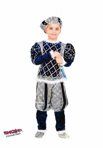 Costume vestito di carnevale da duca d 39 olanda baby in velluto 5 anni per bambino bimbo costumi - Costume da bagno velluto ...