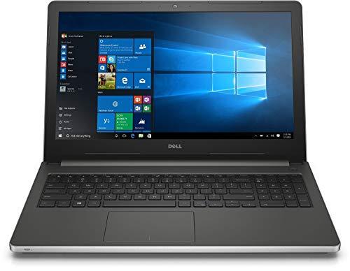 Dell Inspiron 5559 15.6-inch Laptop (Intel Core i5-6200U/8 GB/1 TB/Win 10/AMD Radeon R5 M335 4GB DDR3/without bag), Silver