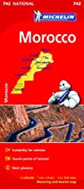 Michelin Maroc/ Morocco (Michelin Map)