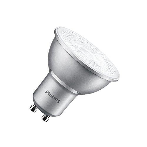 Bombilla LED GU10 CorePro MAS spotMV 4.3W 60° Blanco Neutro 4000K efectoLED