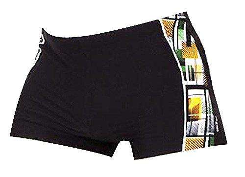 EleMar maillot de bain pour homme Noir