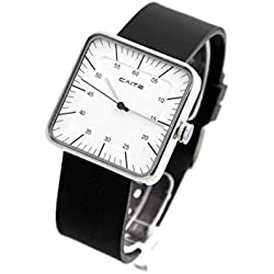 Dream Homme - Montre Homme Silicone Noir CAITE CITIZEN 1824
