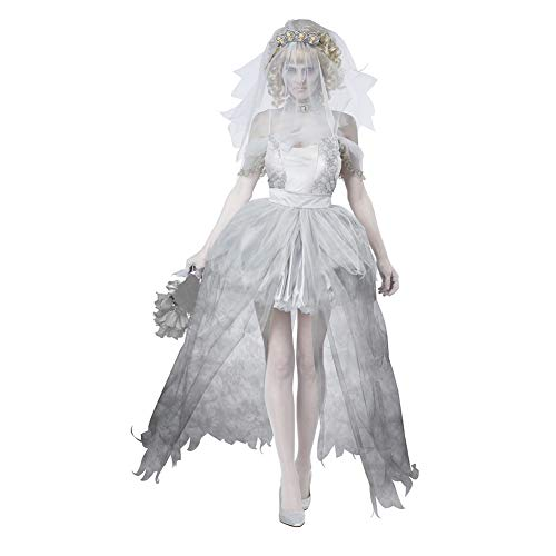 Kind Friedhof Ghost Kostüm - T682541 Halloween Kostüm Horror Dress Up