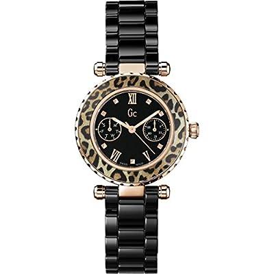 Guess X35016L2S - Reloj Analógico Para Mujer, color Negro