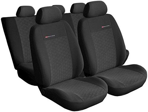 Auto. schonbezüge siège rabattable coussins de siège bien adapté pour kia ceed partir de 2006) --> elegance line **