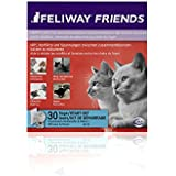 FELIWAY® FRIENDS Happy Cats Start-Set - Steckdosen-Verdampfer und 48ml-Flakon für 30 Tage