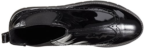 Rockport Damen Devona Dreda Strap Loafer Slipper Schwarz (Black Patent)