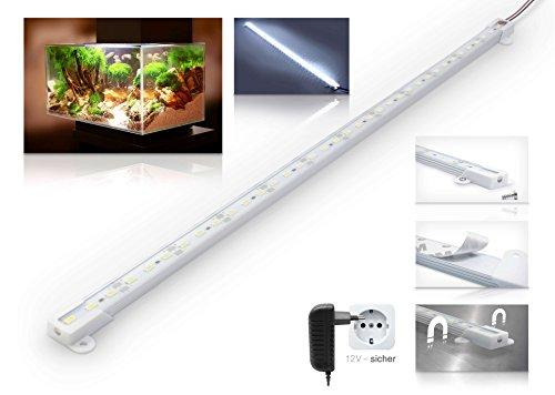 Preisvergleich Produktbild LED Universum LEDUAQL506000 Aquariumleuchte - Spritzwassergeschützt - 50 cm, 6000 K, 1200 Lm 9 W
