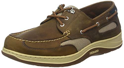 a72db671f4a Sebago Men s Clovehitch Ii FGL Waxed Boat Shoes