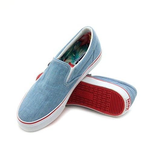 Loisirs en Angleterre pas dentelle Chaussures/ baskets coupe basse étudiant/ chaussures de bateau automne air A