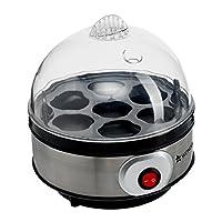 Wonderchef 63152398 350-Watt Egg Boiler (Black)