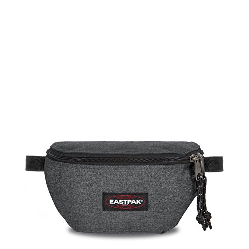 Eastpak Springer Gürteltasche, 23 cm, 2 L, Grau (Black Denim) -