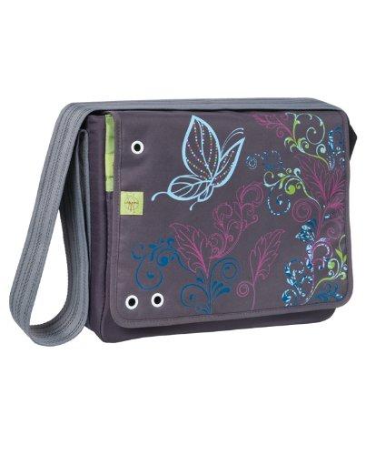 Lässig Umhängetasche 4 teens Umhängetasche - Messenger Bag, Big Garden, Ash Mehrfarbig LTMBB1333341