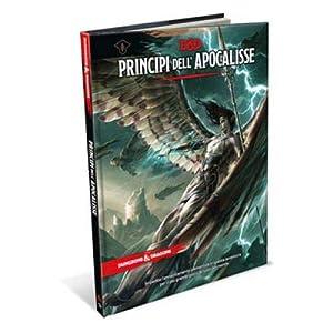 Asmodee Italia- Dungeons & Dragons-5a Edition-Principios del Apocalisse, Color, 4035