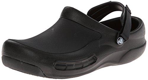 Crocs Bistro Pro Clog, Zoccoli unisex Nero (Black)