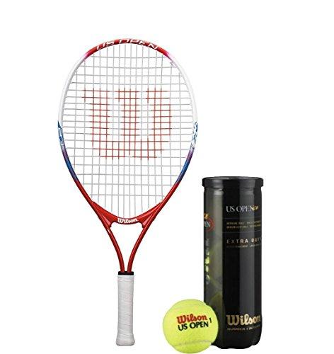 Wilson Racquet and Ball Tennis Kit (US Open 23