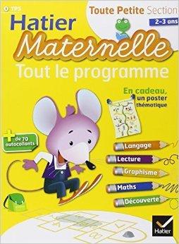 Tout le programme Toute petite section de Florence Doutremepuich ,Françoise Perraud ( 26 juin 2013 )