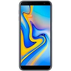 "Samsung Galaxy J6+ Smartphone de 6"", Quad Core 1.4 GHz, RAM de 3 GB, Memoria de 32 GB, cámara de 13+5 MP, Android, Color Gris"