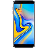 "Samsung Galaxy J6+ Smartphone de 6"", Quad Core 1.4 GHz, RAM de 3 GB, Memoria de 32 GB, cámara de 13+5 MP, Android, Color Gris"