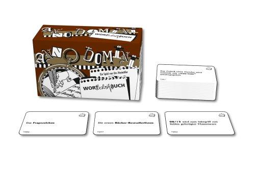 ABACUSSPIELE-09071-Anno-Domini-Wort-Schrift-Buch