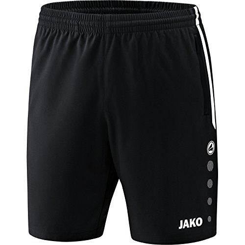 JAKO Training & Fitness - Herren Short Competition 2.0, schwarz, L -