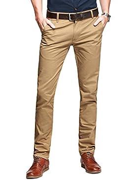 [Patrocinado]Match 8025 - Pantalón chino tapered para hombre