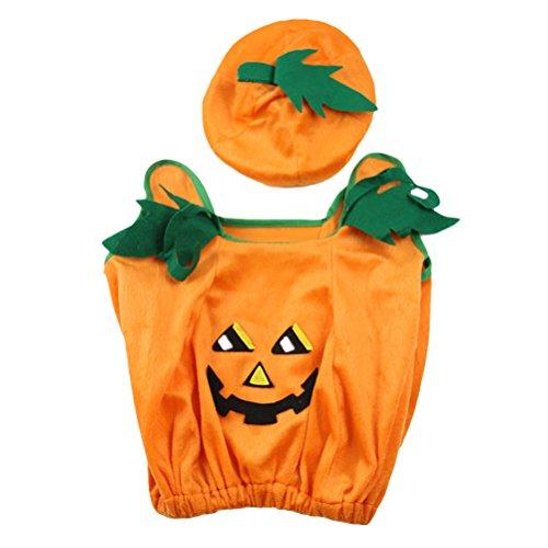 Kürbis Kostüme Unisex Nette Kinder Cosplay Kostüme Kinder Party Kostüm (Süßeste Halloween Kostüme Für Babys)