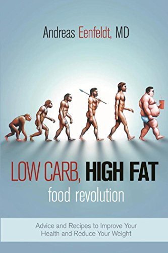 Low Carb, High Fat Food Revolution: Advice and Recipes to Improve Your Health and Reduce Your Weight por Andreas Eenfeldt