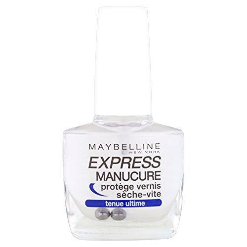 Maybelline New York Express Manucure - Vernis à ongles soins - Protège Vernis Sèche Vite top coat