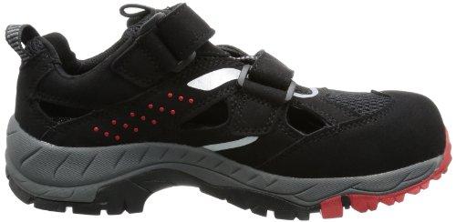 JORI Jo_active Easy S1p, Chaussures de sécurité mixte adulte Noir - Noir