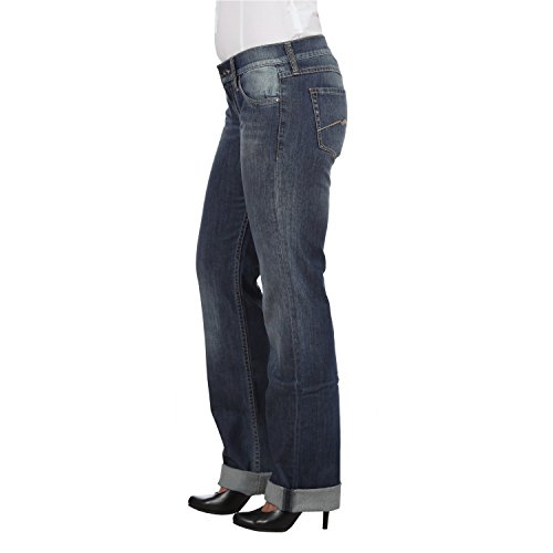 MUSTANG - 520-5126-000, Jeans da donna 51 midstone used