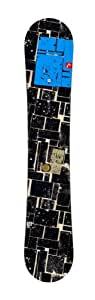 Head True Snowboards - Hatch Show Print, 154 cm