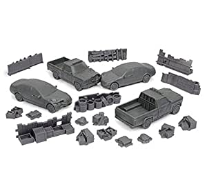 The Walking Dead All Out War Scenery Booster