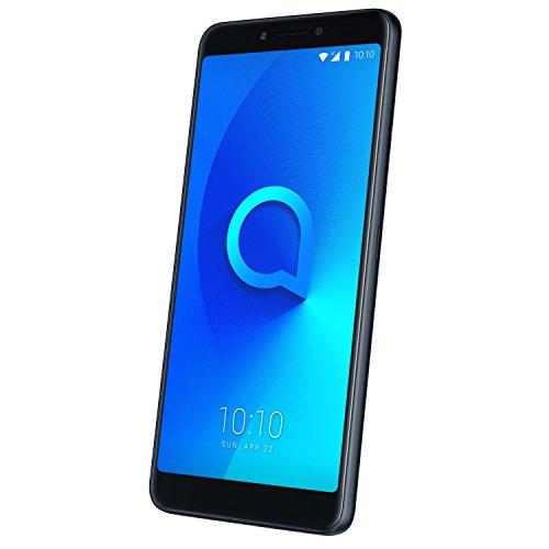 Alcatel 3V Smartphone Portable débloqué 4G Noir