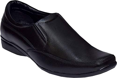 BATA Black Formal Shoes (9)