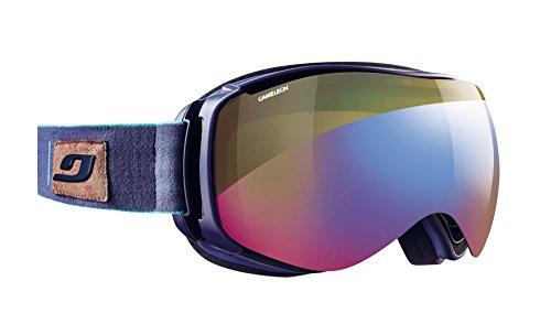 Julbo Starwind Skibrille Damen Large Bleu Sombre/Turquoise Preisvergleich